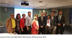Launch of the new PaRD EWCA-Workstream